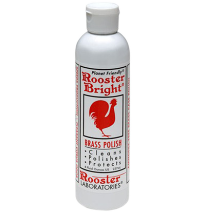 Rooster Bright Brass Polish
